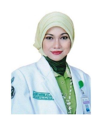 dr. Anny Mariyani, M.Sc, Sp. PK