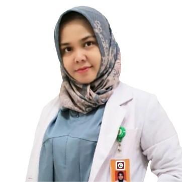 dr. Lhora Arie Sandy, Sp. BA