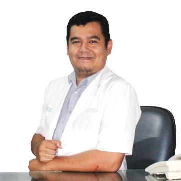 Dokter Spesialis Kandungan, dr. Lukman Hakim, Sp. OG